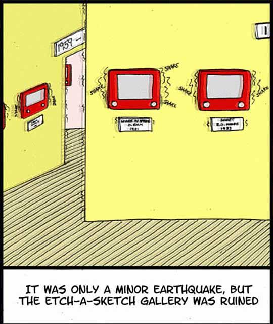 Minor Earthquake