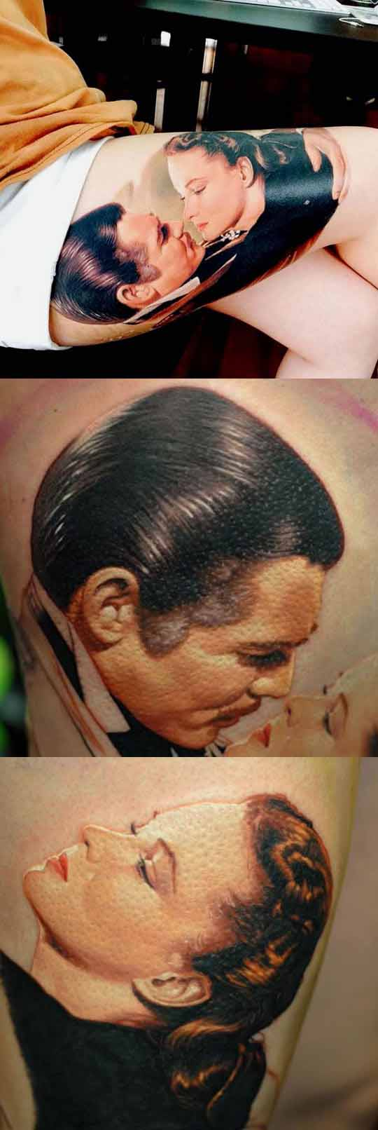 Now This Is A Mind-Blowing Tattoo