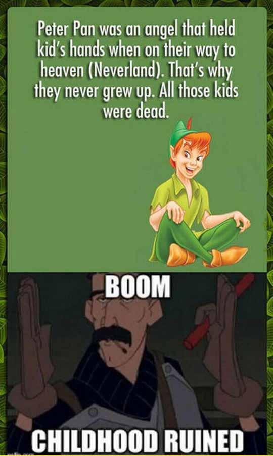 The Truth About Peter Pan