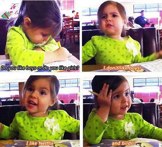 This Girl Described My Life
