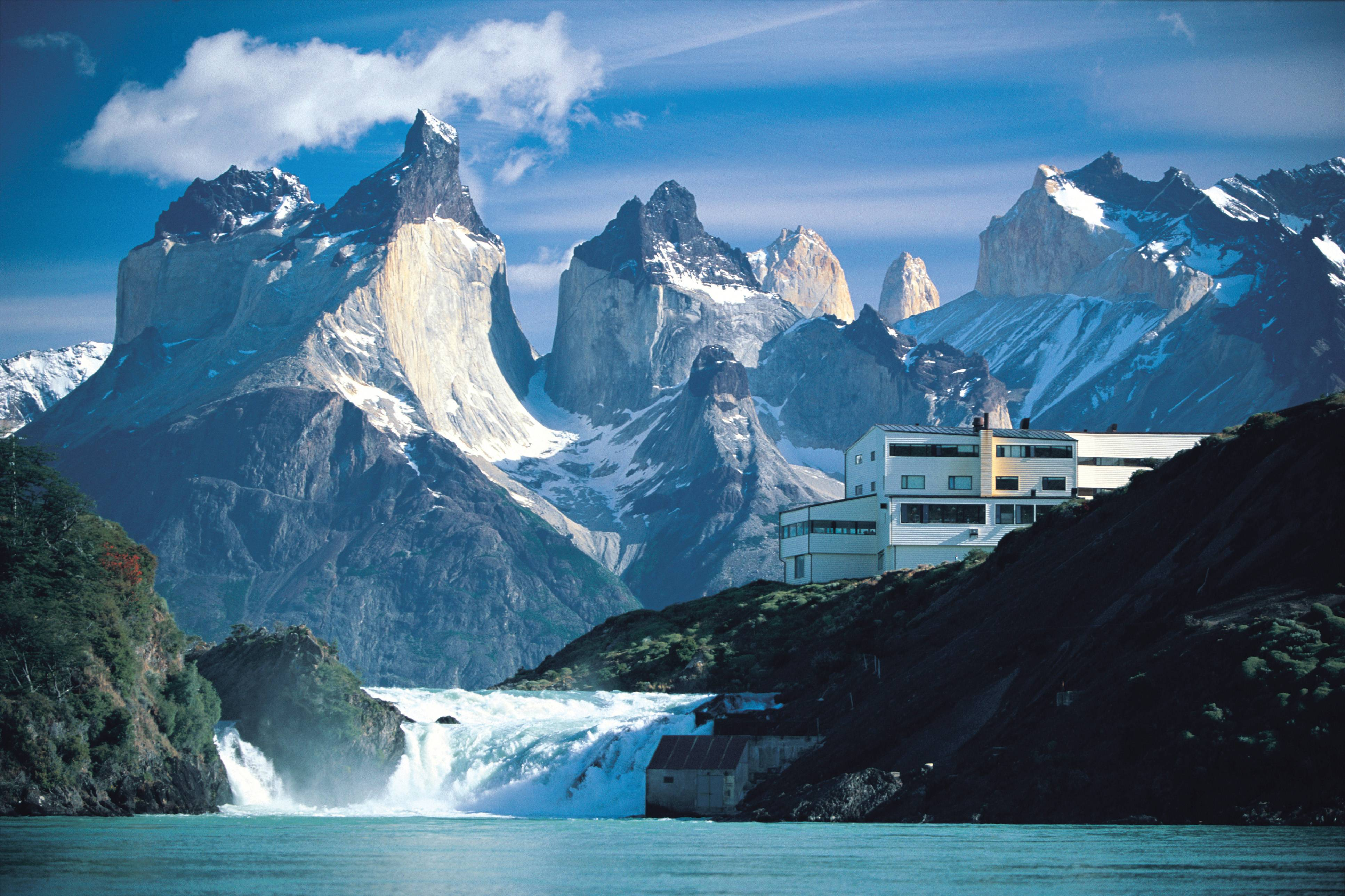 Welcome to the Hotel Patagonia.