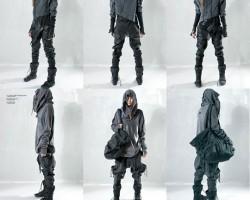 Futuristic Clothing Designs