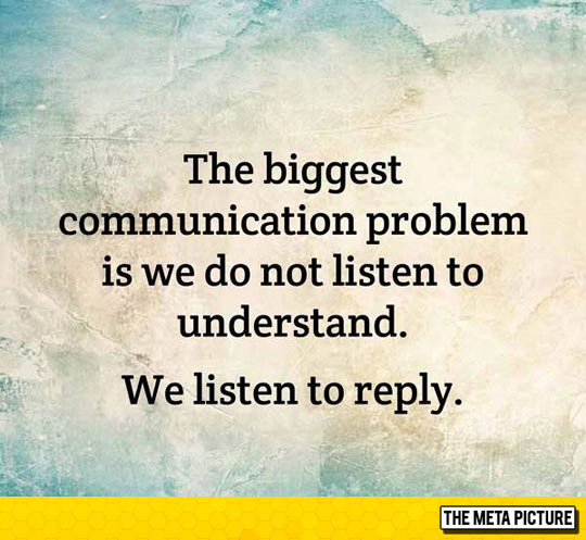 Our Biggest Problem