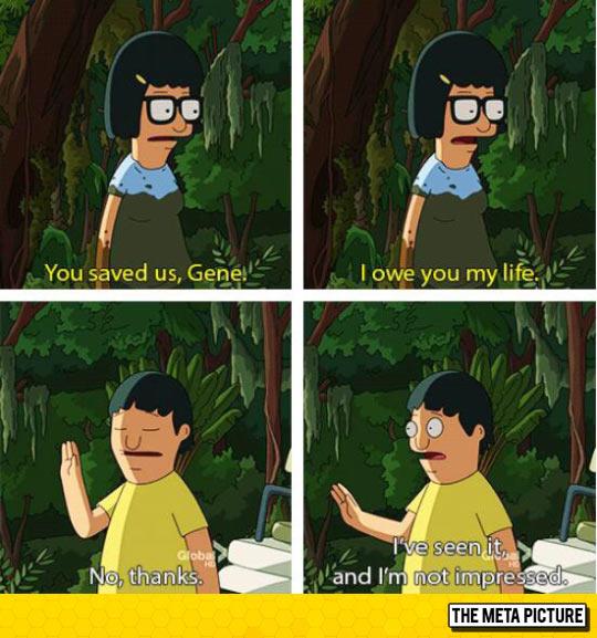 Poor Tina