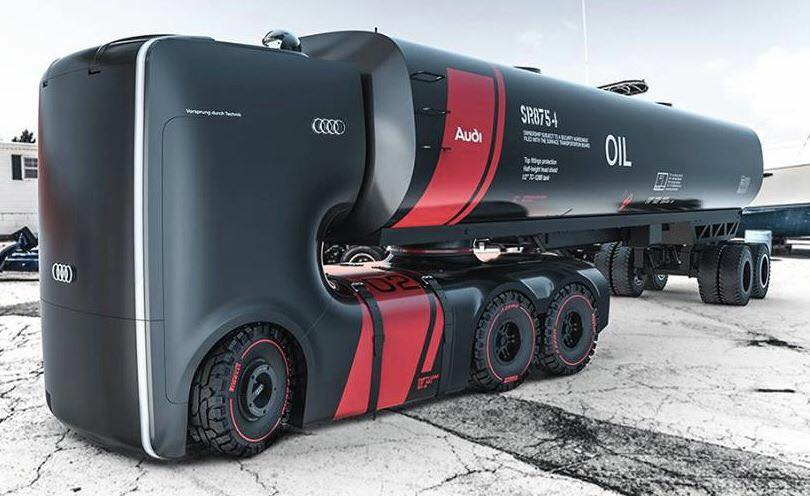Audi is taking truck to whole new level