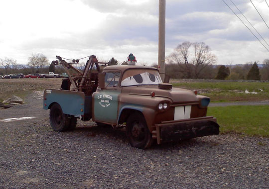 Mater in real life
