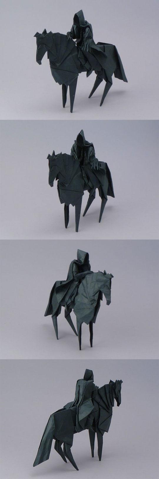 Origami Nazgul
