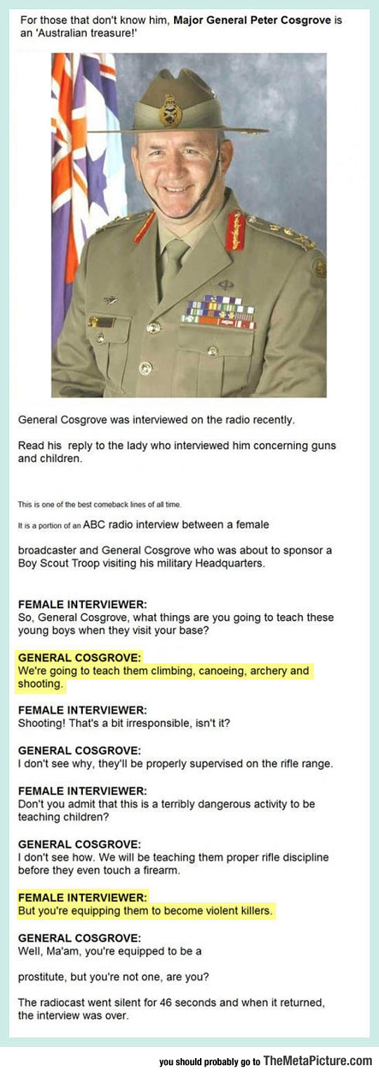 cool-Major-Peter-Cosgrove-interview-scout