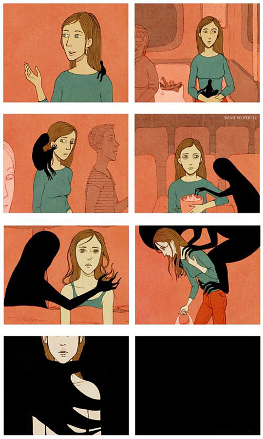 cool-depression-girl-art-comic