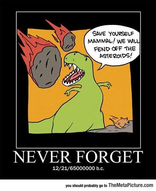 True Heroes Should Never Be Forgotten