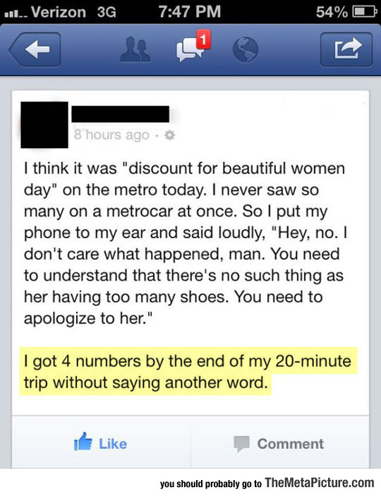 Pick Up Line Genius