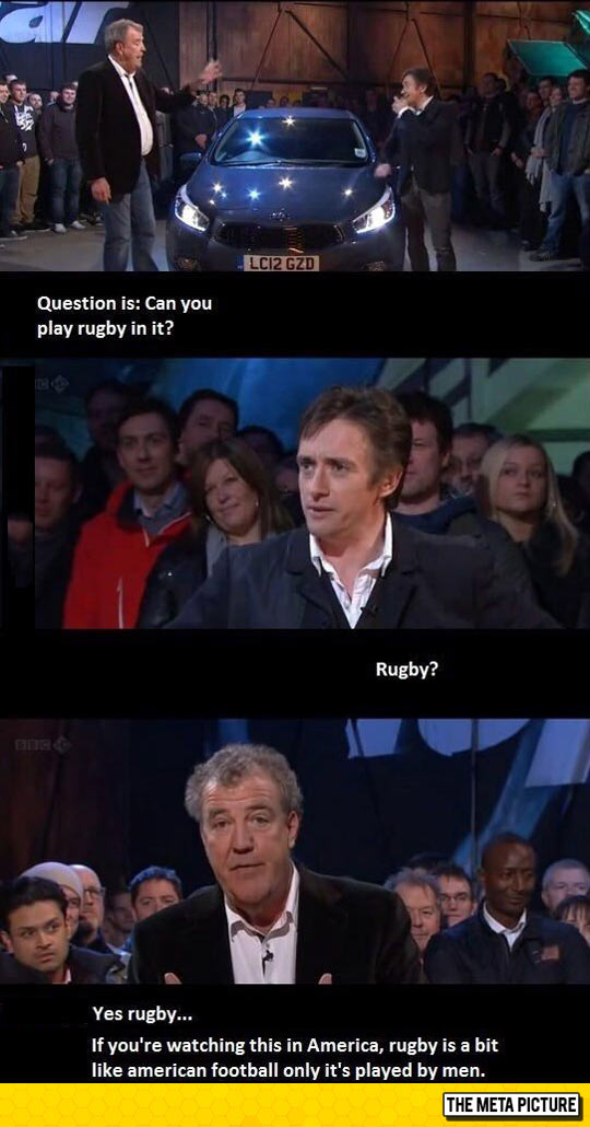 Truth About Rugby