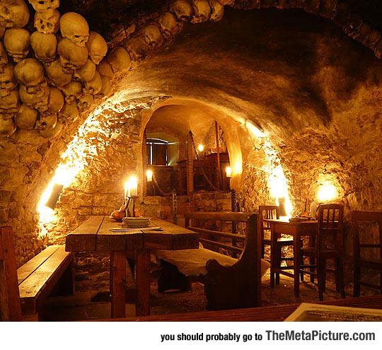 Amazing Medieval Tavern In Prague