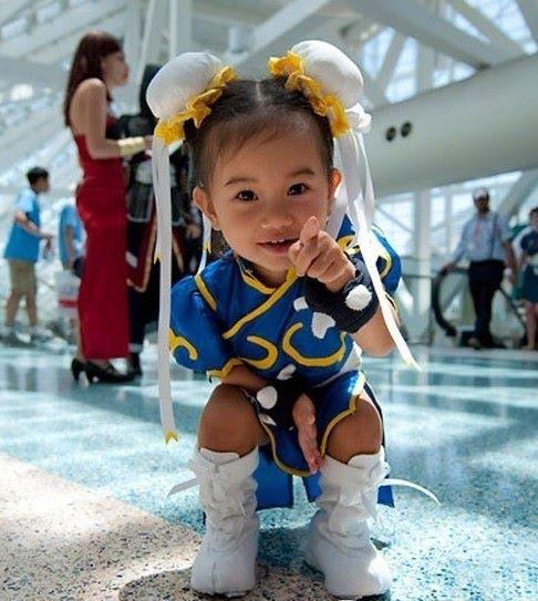 Baby Chun-Li