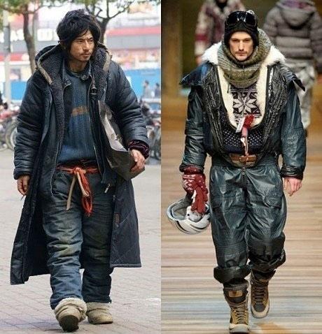 Beggar vs. Fashion