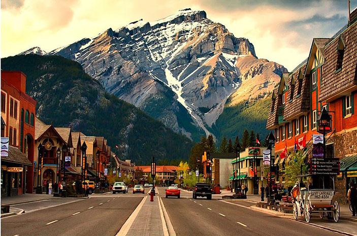 Damn Canada! You sexy as hell!