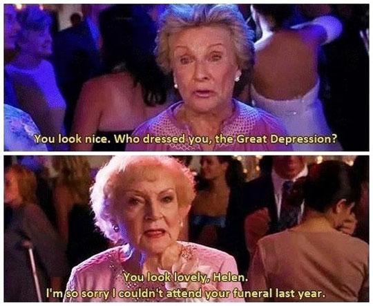 Oh, Betty White