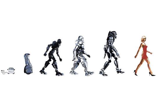 Possible evolution
