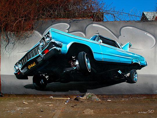 Spectacular Graffiti