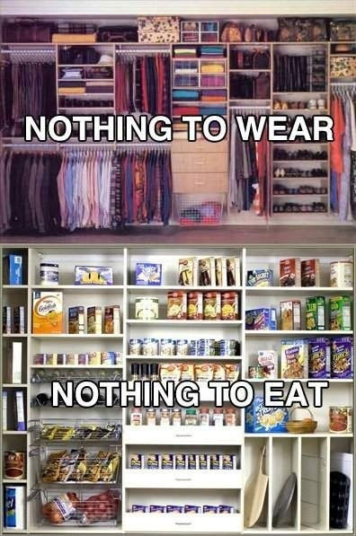 The two most common first world problems