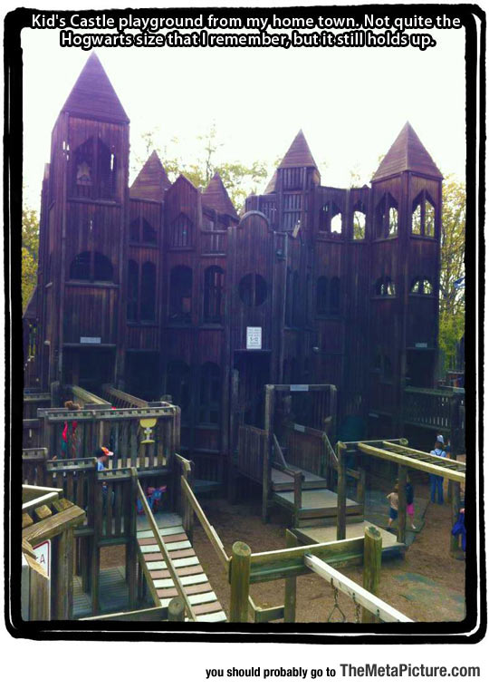 Amazing Castle Playground