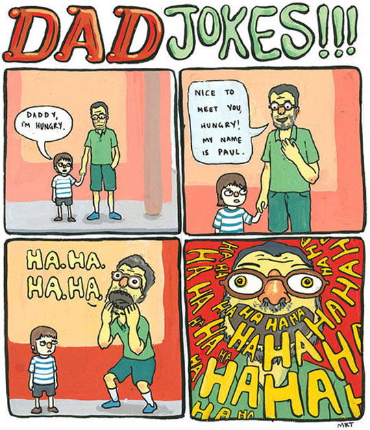 Dads Think They