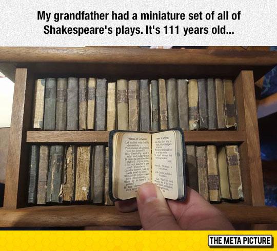 cool-miniature-books-Shakespeare