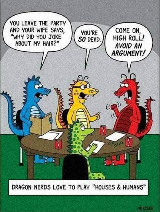Dragon Nerds