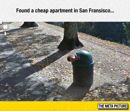 Cheap Apartment