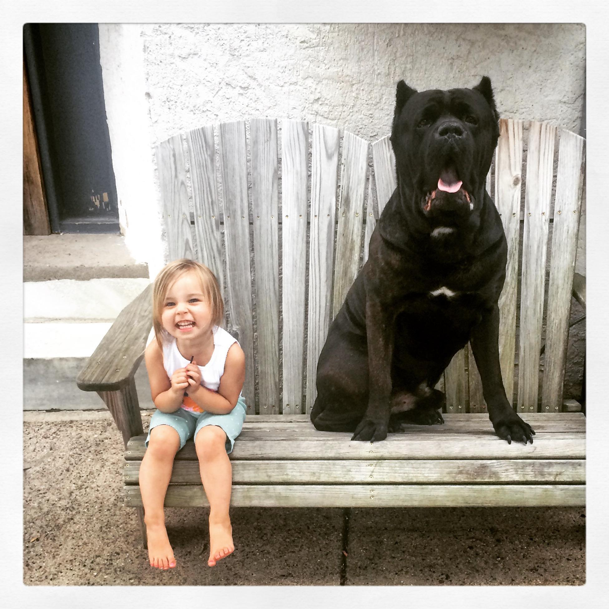 Olivia & Nacho