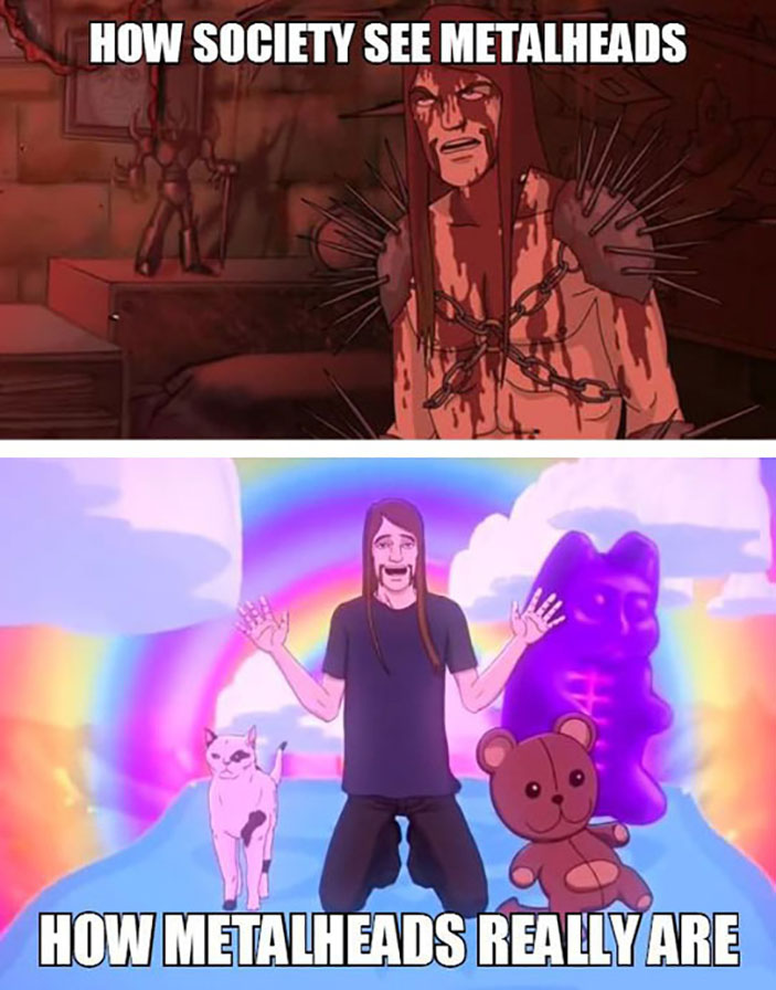 The Truth About Metalheads