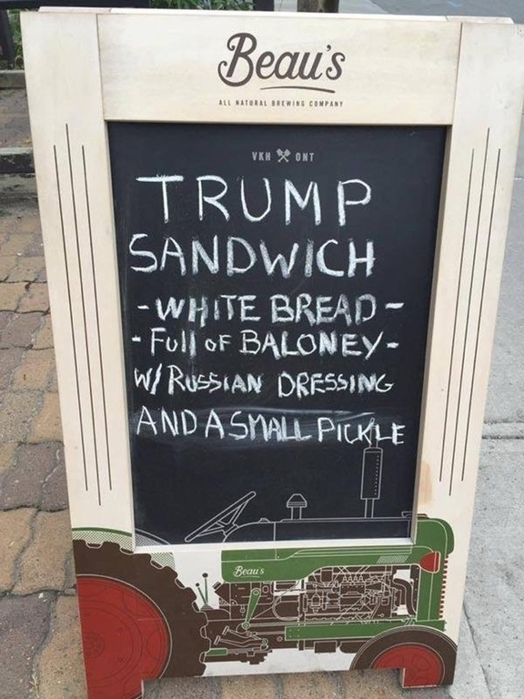This deli will make America great again