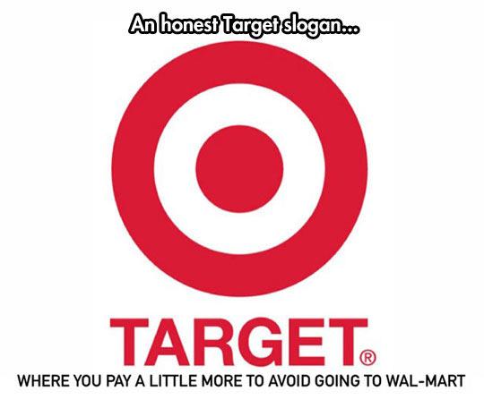 Why I Like Target