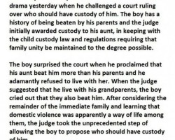 This Judge Deserves A Medal
