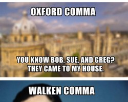 Different Types Of Commas