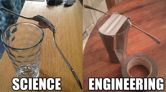 Science Vs. Engineering In A Nutshell