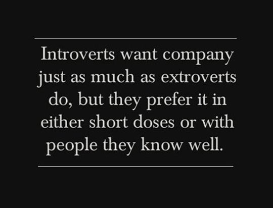 Truth About Introversion