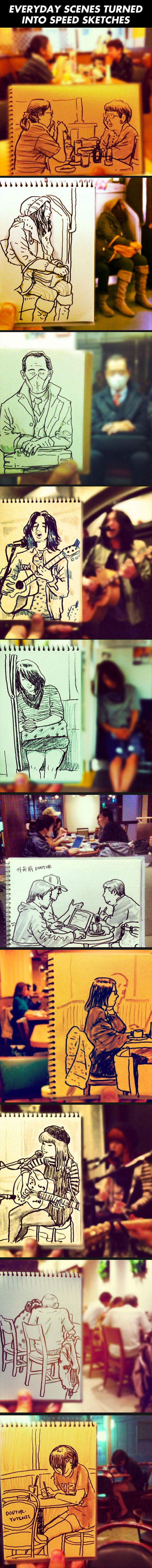 sketch-everyday-scenes-drawing-notebook