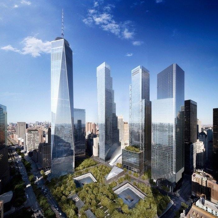 15 years after Ground Zero NYC