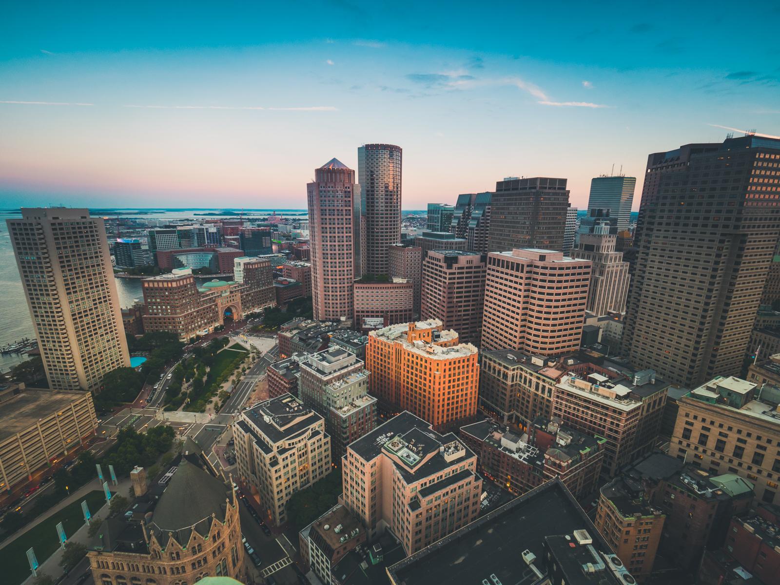 Boston is gorgeous