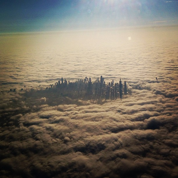 Chicago from 30k
