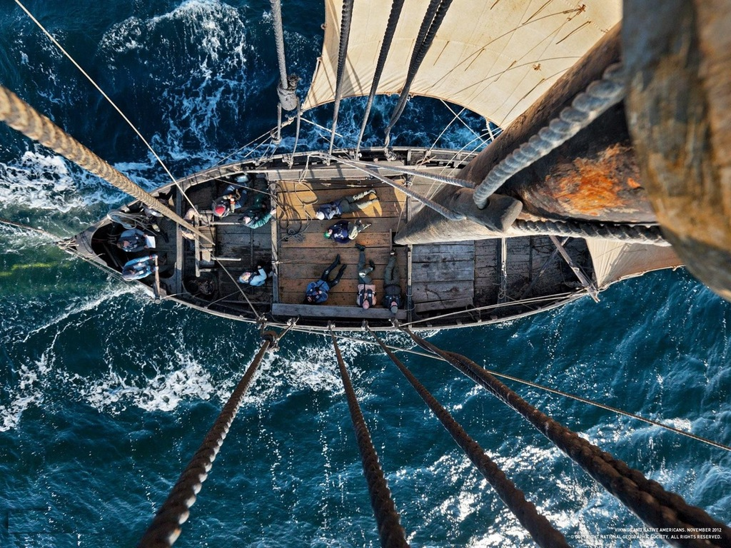 Sailing perspective