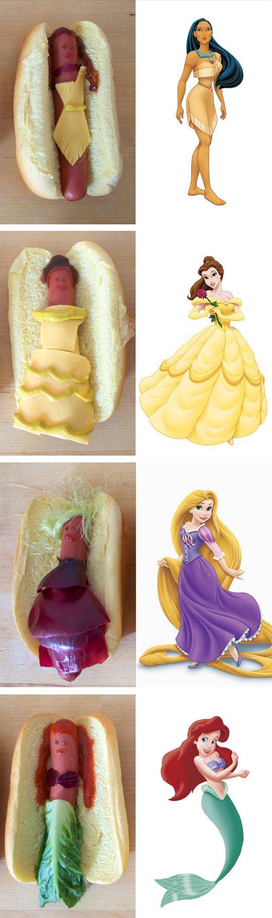 cool-Disney-princess-hot-dog