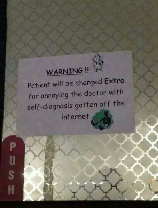 Patient Will Be Charged Extra