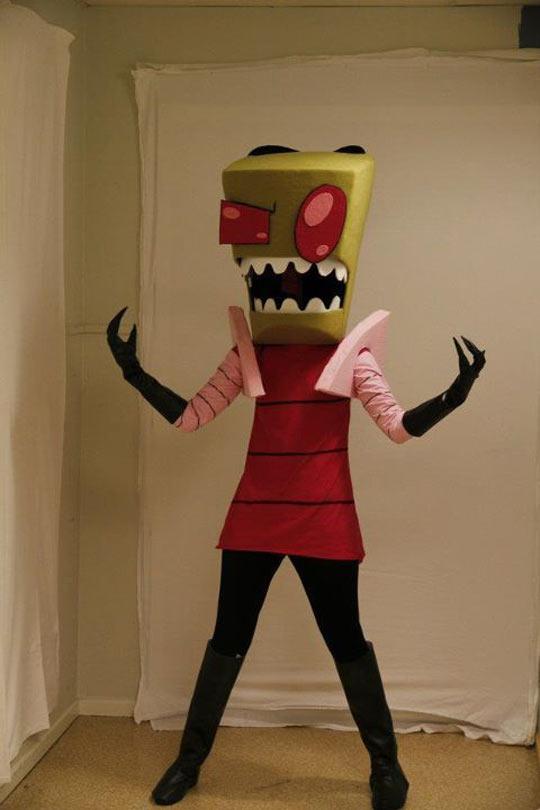 Invader Zim Costume