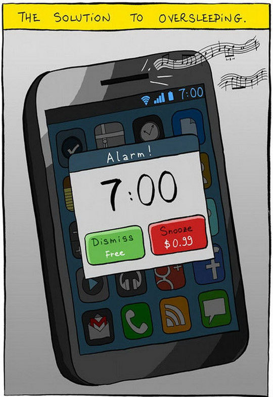Solution To Oversleeping