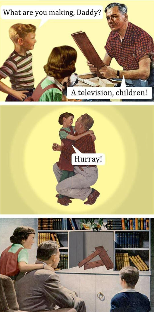 cool-dad-made-television-wood-children