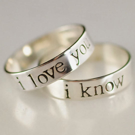 This Is My Type Of Ring