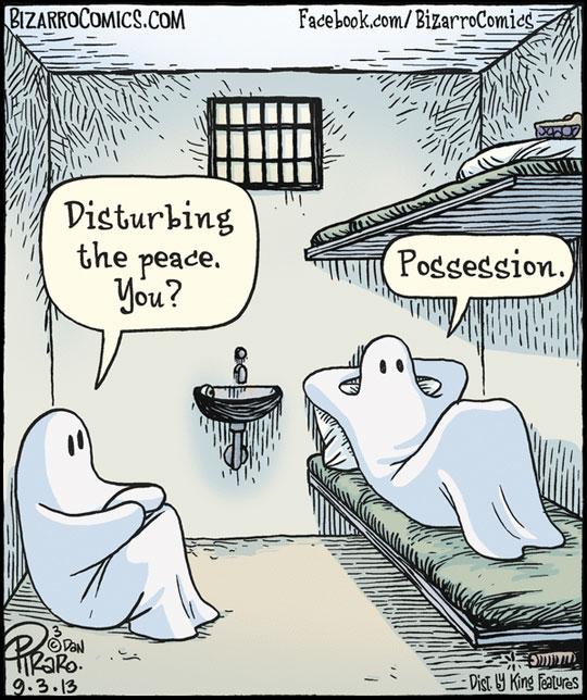 Ghost Jail