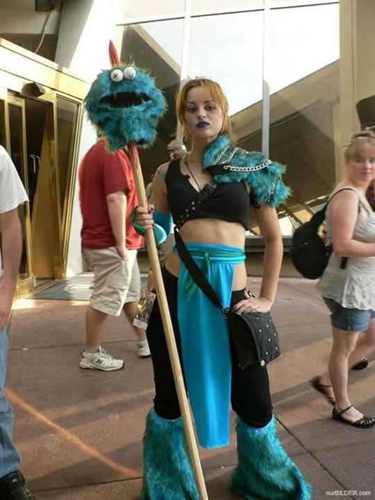The Cookie Monster Hunter